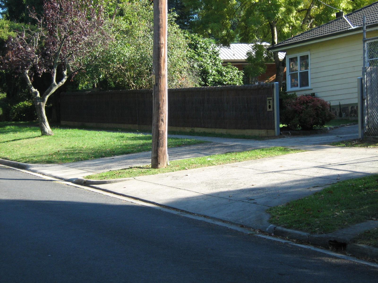 Brush Fencing Melbourne
