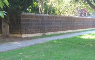 Brushwood Fence Gates